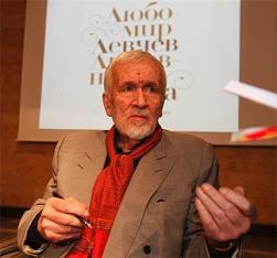 Стълбата на изпитанията: Любомир Левчев на 80