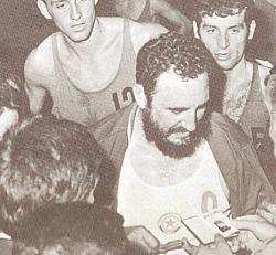Легендарният баскетболист Петко Маринов се разминал с разстрел заради Кастро
