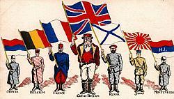 Процесът на изграждане на нациите в Европа (1)
