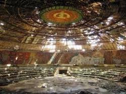 Тъжен край за катедралата на социализма