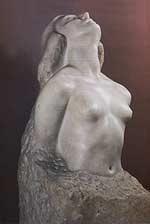 Скулпторът Андрей Николов между духа и материята