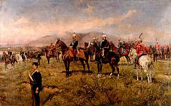 Новата история на България в творбите на полски художници (2)