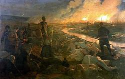 Новата история на България в творбите на полски художници (1)