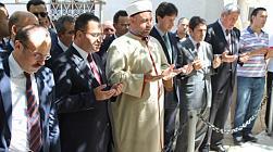 Рамазан Байрам за политическа употреба