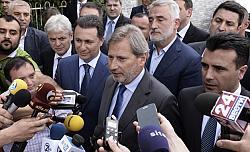 Поредна безрезултатна среща на македонските лидери