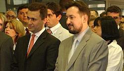 Любчо Георгиевски се коалира с Груевски